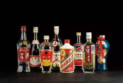老酒收藏 从八大名酒开始
