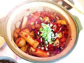 干锅什锦菜