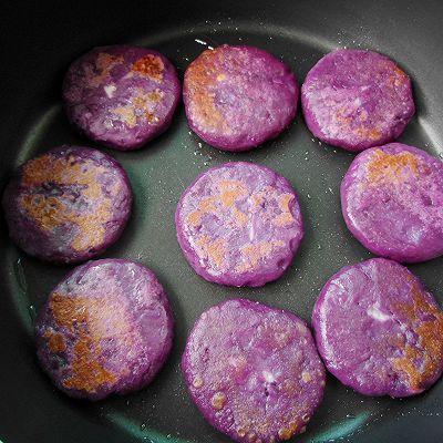 1条紫薯1盘糯米粉,教你做客家特色小吃